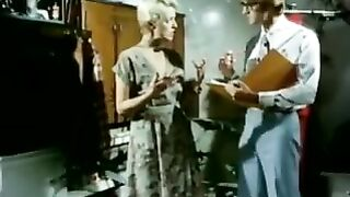 Джульет Андерсон, Джон Холмс и Джейми Гиллис в классическом трахе