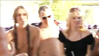 Молодая пара впервые идет на свингерскую вечеринку